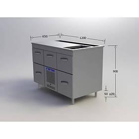 Стол холодильный Skycold-Porkka 6610001