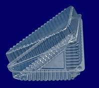 Одноразовый контейнер 350мл/21