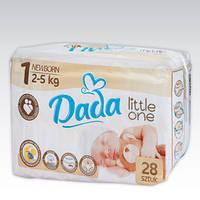 Подгузники Dada Premium NEWBORN 1 mini (2-5 кг.) 28 шт. (8008287366251845)