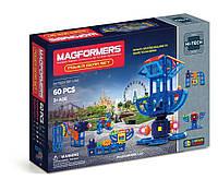 Магнитный конструктор Magformers Сила механизмов, 60 элементов