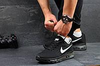 Мужские беговые кроссовки Nike Flyknit Air Max