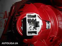 Фонарь левый (в крышку багажника) MAZDA 3 HB (BK) 03-08