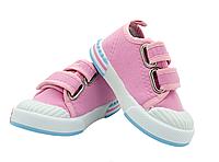 Кеды детские для девочек Clibee 20-25 размер