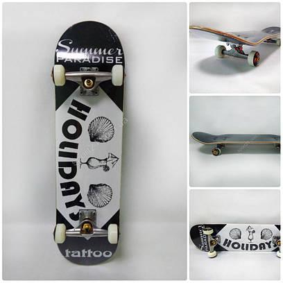 Скейтборд HOLIDAYS (Холидейс), до 85 кг