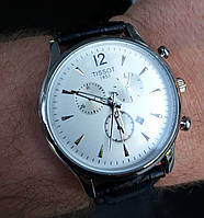 Наручные часы TISSOT 1853 в черном и белом цвете