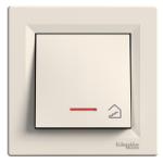 EPH1900323. Кнопка «Лестница» С подсветкой Винтовое крепление ASFORA