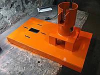 """Гранулятор бытовой с плоской матрицей 120мм без электродвигателя """"ФЕРМЕР-2"""""""
