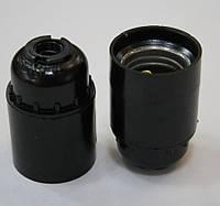 Патрон  Е27 подвесной карболит