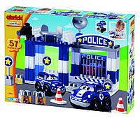 Конструктор Полицейский участок в коробке 57 деталей Ecoiffier 3081