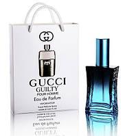 Gucci Guilty Pour Homme парфюмированная вода (мини)  LP