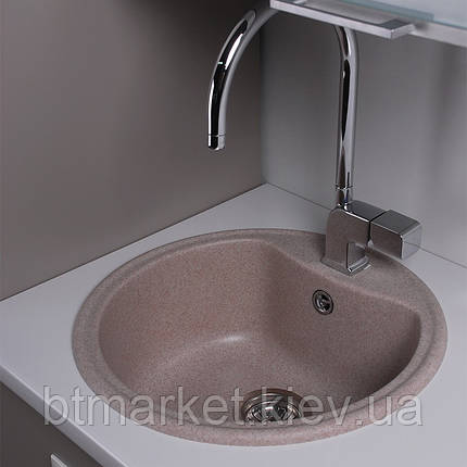 Кухонная мойка Fancy Marble Texas 101057001, фото 2