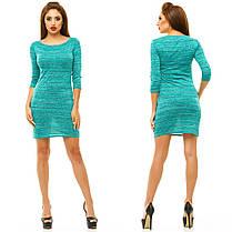 Ж208 Платье облегающее , фото 3