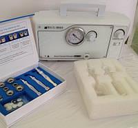 Вакуумный массажер NM-120 B с насадками от рубцов, от шрамов и растяжек