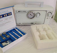 Вакуумный массажер NM-120 B с насадками от рубцов, от шрамов и растяжек, фото 1