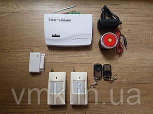 """Комплект Беспроводной GSM сигнализации """"Стандарт"""" № 2"""