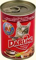 Darling 400 г*24шт - консервы для котов в ассортименте