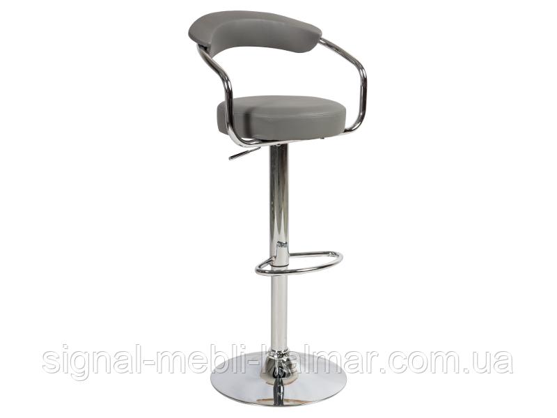 Барный стул C-231  серый (Signal)