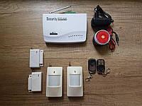 """Комплект GSM сигнализации """"Стандарт"""" № 3"""