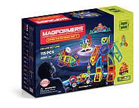 Магнитный конструктор Magformers Мастер, 115 элементов