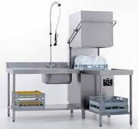 Машина посудомоечная Apach AC 800 DD