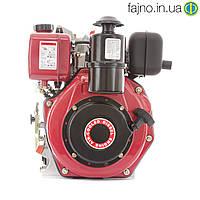 Дизельный двигатель Weima WM178FS (6 л.с., 1800 об/мин, ручной запуск, шпонка 25 мм)