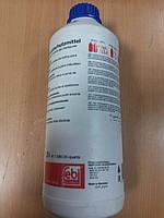 """Антифриз """"FEBI""""-G11 синий концентрат 1,5 литра (-80С) - производства Германии"""