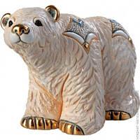 Декоративная Статуэтка De Rosa Rinconada Families. Медведь, белый (Dr163f-15)