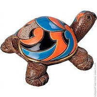 Декоративная Статуэтка De Rosa Rinconada Families. Черепаха Средиземноморская (Dr161f-82)