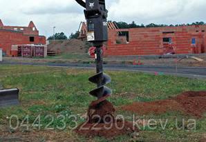 Аренда - Услуги Ямобура - Бурение Ямобуром, фото 1