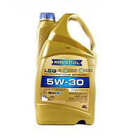 Масло моторное  Ravenol LSG 5W30 4L