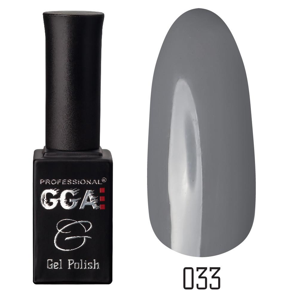 Гель-лак GGA Professional №33 (bone), 10ml