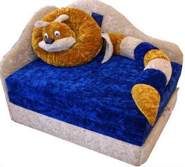 """Диван """"Агаша"""" - характеристики:   Длина: 110 см. Глубина: 85 см. Высота: 92 см. Спальное место: 210×80 см. Механизм трансформации: выдвижной Допустимые отклонения в размере мебели +/-2 см. Если Ваши дети ещё не выросли, но уже хотят «отделиться», то это недорогой и удобный вариант детского дивана."""