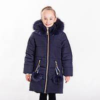 Зимнее пальто для девочки Нори