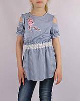 Платье сакура код 612 размеры от 116 см до 134 см (от 5 до 9 лет)
