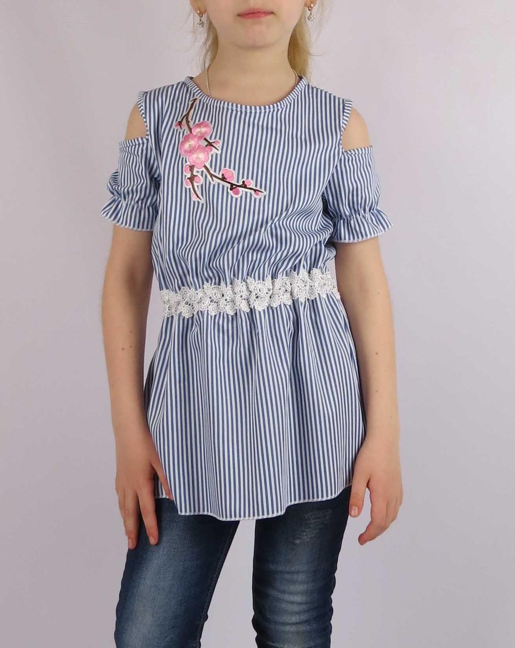 Платье сакура код 612 размеры от 116 см до 134 см (от 5 до 9 лет), фото 1