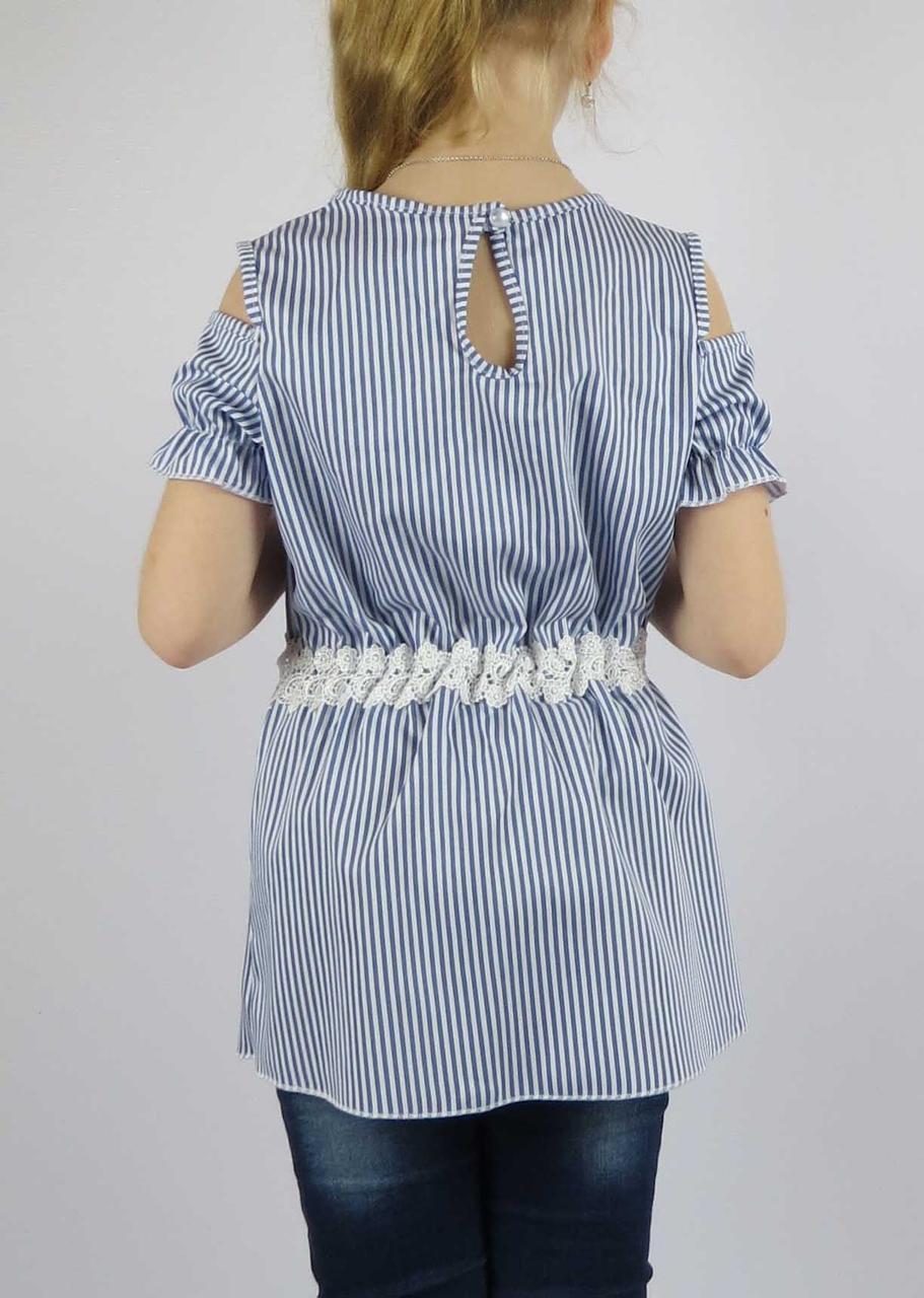 Платье сакура код 612 размеры от 116 см до 134 см (от 5 до 9 лет), фото 3