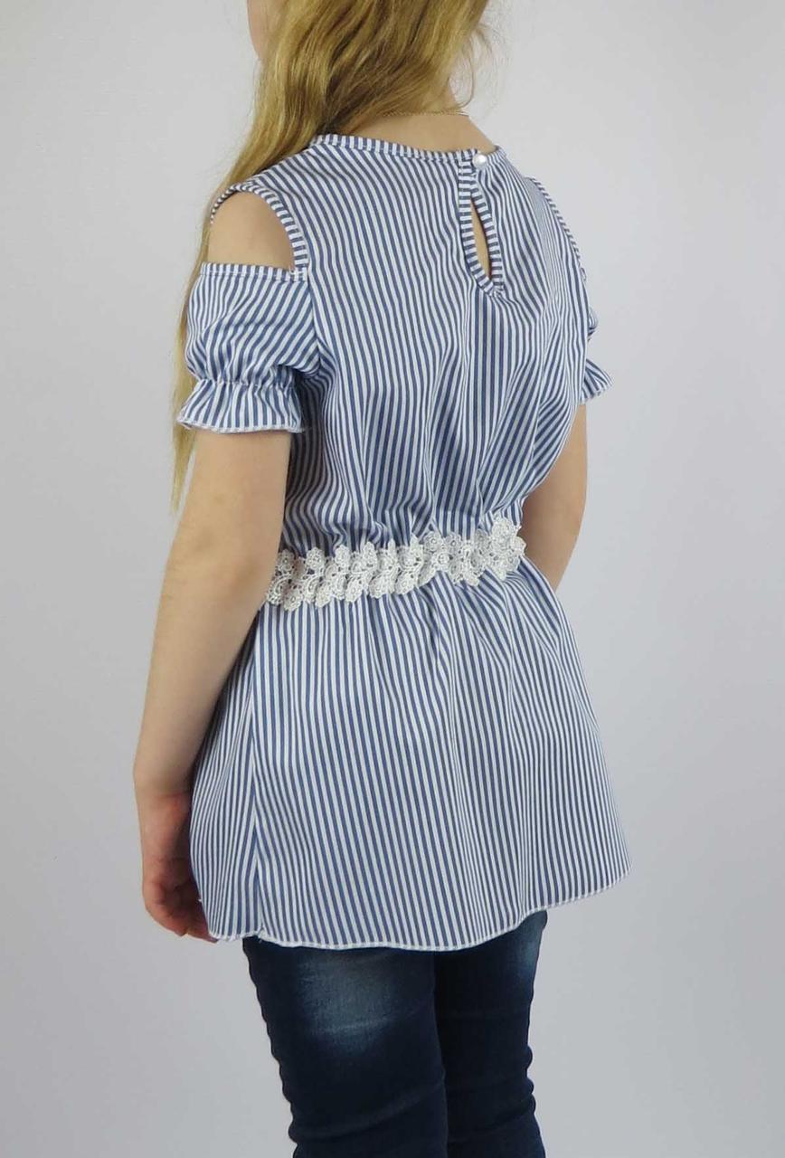 Платье сакура код 612 размеры от 116 см до 134 см (от 5 до 9 лет), фото 4