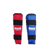 Защита голени Boxer L кожвинил