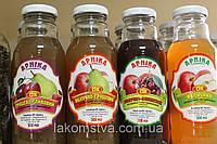 Сок сливово-грушевый, 0.3 л
