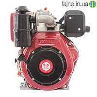Двигатель дизельный Weima WM186FB (9,5 л.с., шпонка, 25 мм)