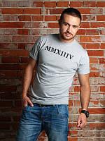 Футболка мужская ММХIIIV, мужские футболки