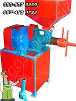Универсальный прес для брикетов из отходов производства растительного масла (5,5 кВт, 380 В, до 70 кг/час)