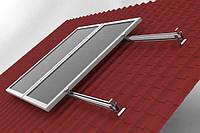 Система крепления солнечных модулей на крышу