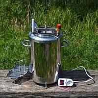 Автоклав электрический Люкс-14-ЭЛ, фото 1