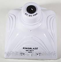 Светильник кемпинговый + зарядка от солнечной батареи + пульт, KingBlaze, GD-5017, фото 3