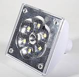 Светильник кемпинговый + зарядка от солнечной батареи + пульт, KingBlaze, GD-5017, фото 4