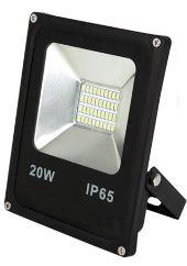 Прожектор светодиодный LED-SLE-30Вт 220В 2400Лм 6500К SLIM ELITE
