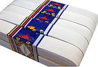 Резинки для одежды (30мм/8м) белый, ленты эластичные