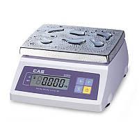 Весы фасовочные CAS SW-10 Inox