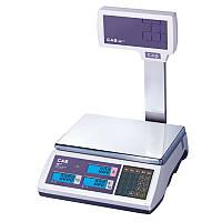 Весы торговые CAS ER JR CBU 6
